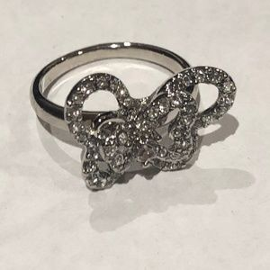 Avon Bella Butterfly Ring Large (Size 10)